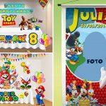 Gigantografías para cumpleaños infantiles en Lima